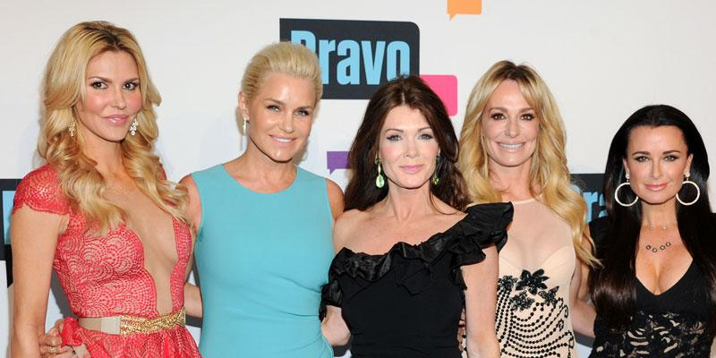 'Real Housewives Of Beverly Hills' Cast