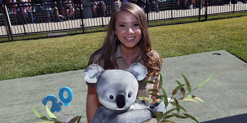 Bindi Irwin 20 Birthday Australia Zoo Pics PP