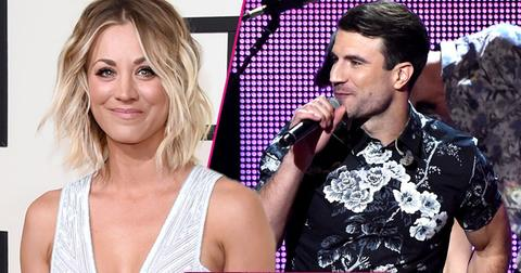 Kaley cuoco new relationship sam hunt HERO Getty