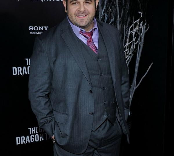 Man Vs. Clothes! Adam Richman Lost 70 Lbs and Posed Naked