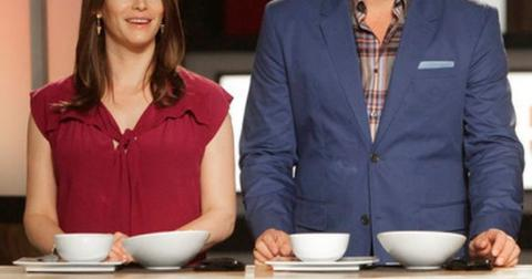 Gail Simmons and Curtis Stone on Top Chef Duels