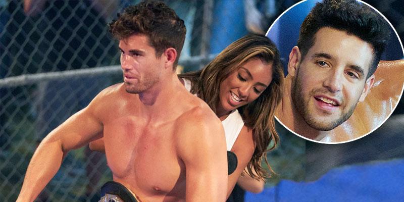 Chasen Nick Disses Ed Waisbrot Explosive Fight On The Bachelorette