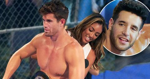 Chasen Nick Disses Ed Waisbrot Explosive Fight On The Bachelorette