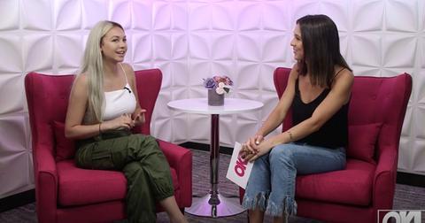 corinne olympios spills kim kardashian beauty secrets video pp