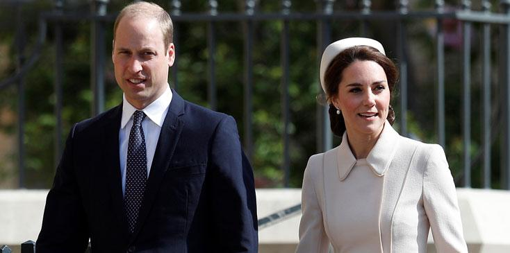 Kate Middleton Easter Queen Photos Long