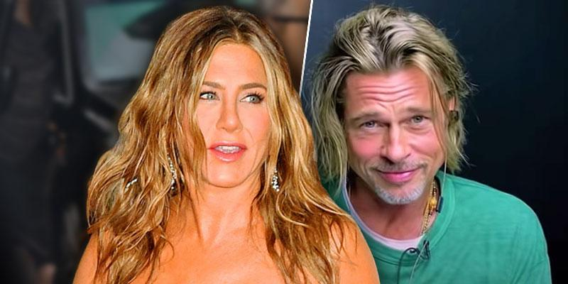 Brad Pitt's Erotic Daydream About Jennifer Aniston During 'Fast Times' Reunion