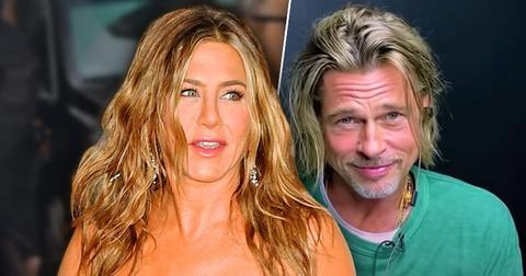 Brad Pitt's Erotic Daydream About Jennifer Aniston During 'Fast Times' Reunion