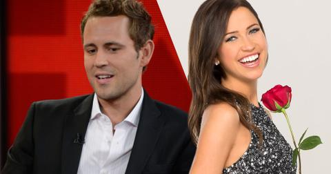 KAITLYN BRISTOWE NICK VIALL TEXTS THE BACHELORETTE