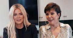 //Khloe Kardashian Kris Jenner Prom Advice PP