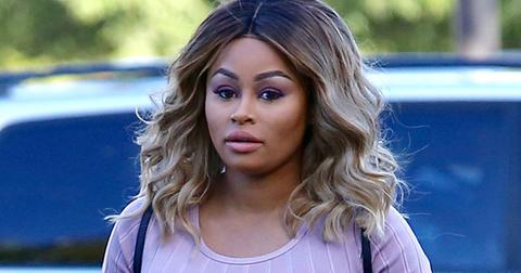 Exclusive… Blac Chyna Out With Friends In Thousand Oaks