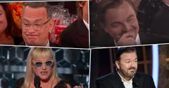 Golden Globes Wildest Moments