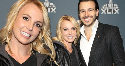 Britney spears charlie ebersol super bowl