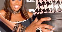 VMA Nails Jennifer Hudson