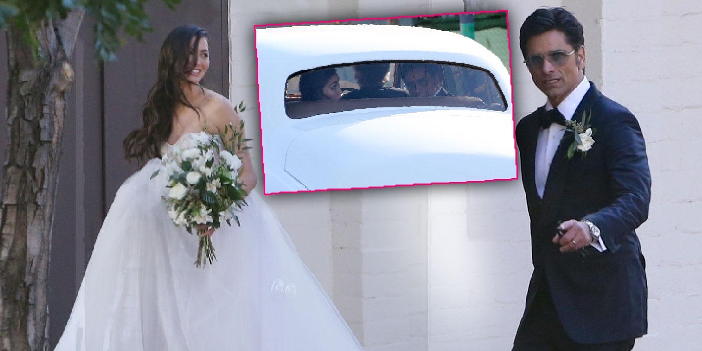 John stamos marries caitlin mchugh 2
