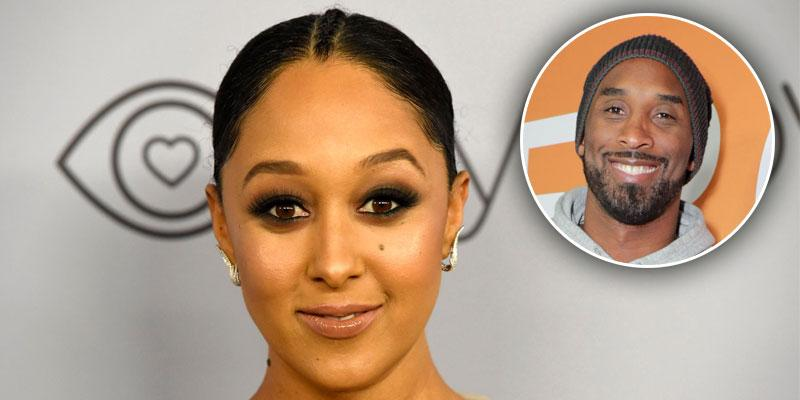 Tamera Mowry Cries While Remembering Kobe Bryant On 'Sister, Sister'
