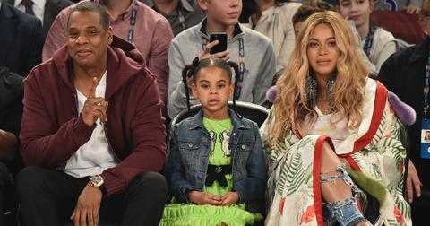 Jay z beyonce planned adopt child