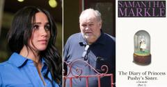 meghan markle sister samantha slams royals not postponing wedding thomas markle heart attack pf