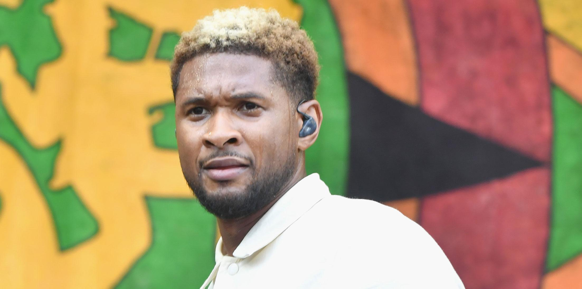 Usher herpes lawsuit man suing after infection