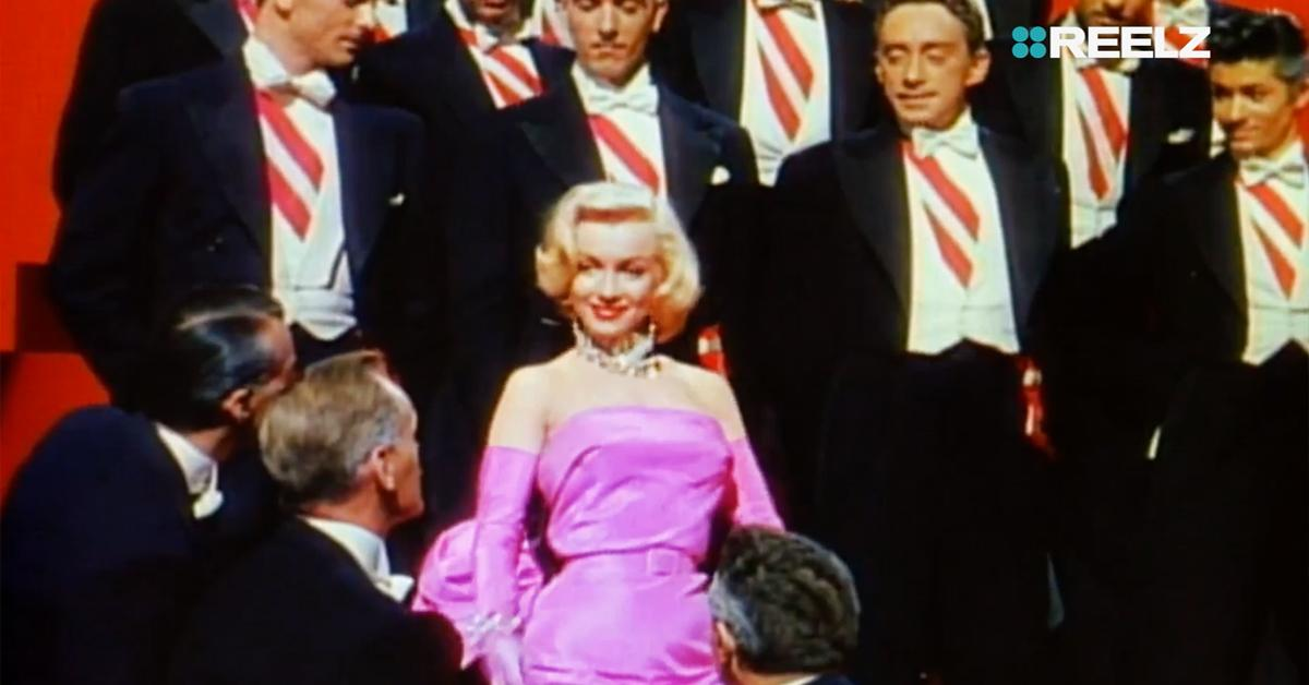 marilyn monroe private rare images documentary reelz pf