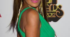 2012 Soul Train Awards celebrity arrivals in Las Vegas
