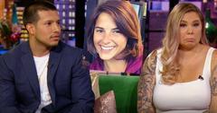 Javi marroquin pregnant girlfriend lauren relationship with kailyn lowry