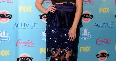 Ashley Benson Teen Choice Awards 2013