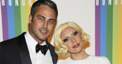 Lady Gaga and Taylor Kinney look ravishing at the Kennedy Center Honors in Washington, DC