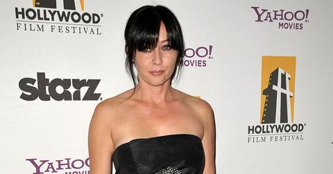 shannon doherty breast cancer mother instagram pic