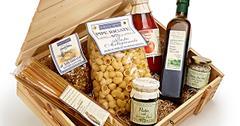 Italian Food Gift Basket
