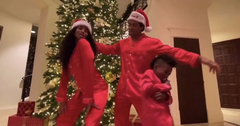 Ciara, Russell Wilson & The Kids Show Off Their Dancing Skills In New Video