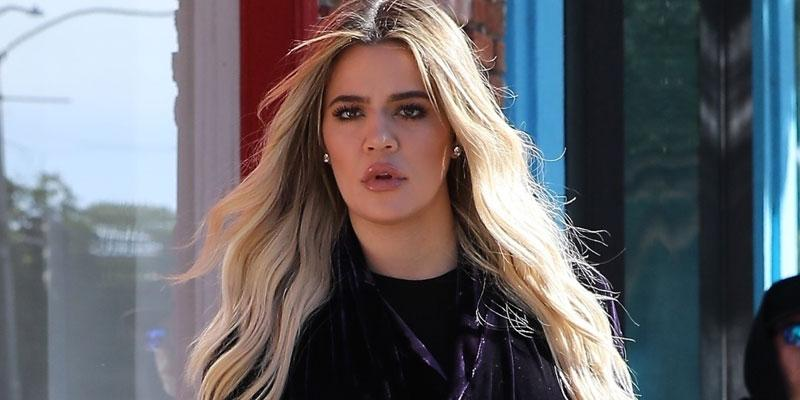 Khloe kardashian fights critics gym routine unhealthy pregnant ok pp