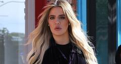 Khloe kardashian fights critics gym routine unhealthy pregnant ok pp