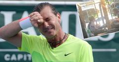 Gavin Rossdale participates in The 26th Annual Chris Evert/Raymond James Pro Celebrity Tennis Classic