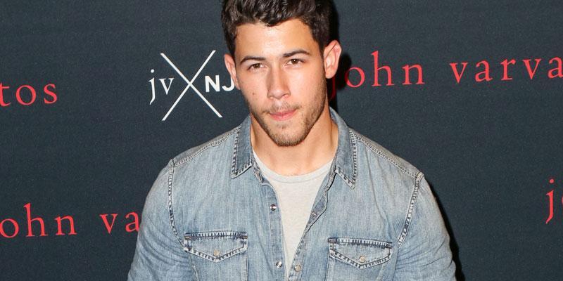 Nick jonas pp