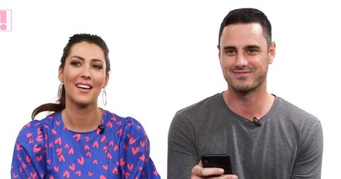 Becca Kufrin And Ben Higgins Interview