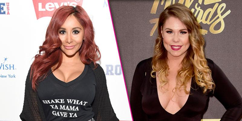 Kailyn Lowry Snooki Podcast PP