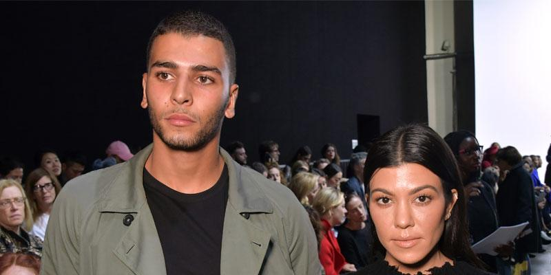 Kourtney Kardashian's Ex-Boyfriend Younes Bendijma Wants To Fix Their Relationship