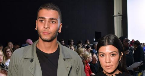 Kourtney Kardashian's Ex-Boyfriend Younes Bendijma Wants To Fix Their Relationship