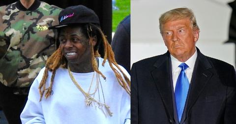 Lil Wayne Slammed For Black America Plan Meeting With Donald Trump