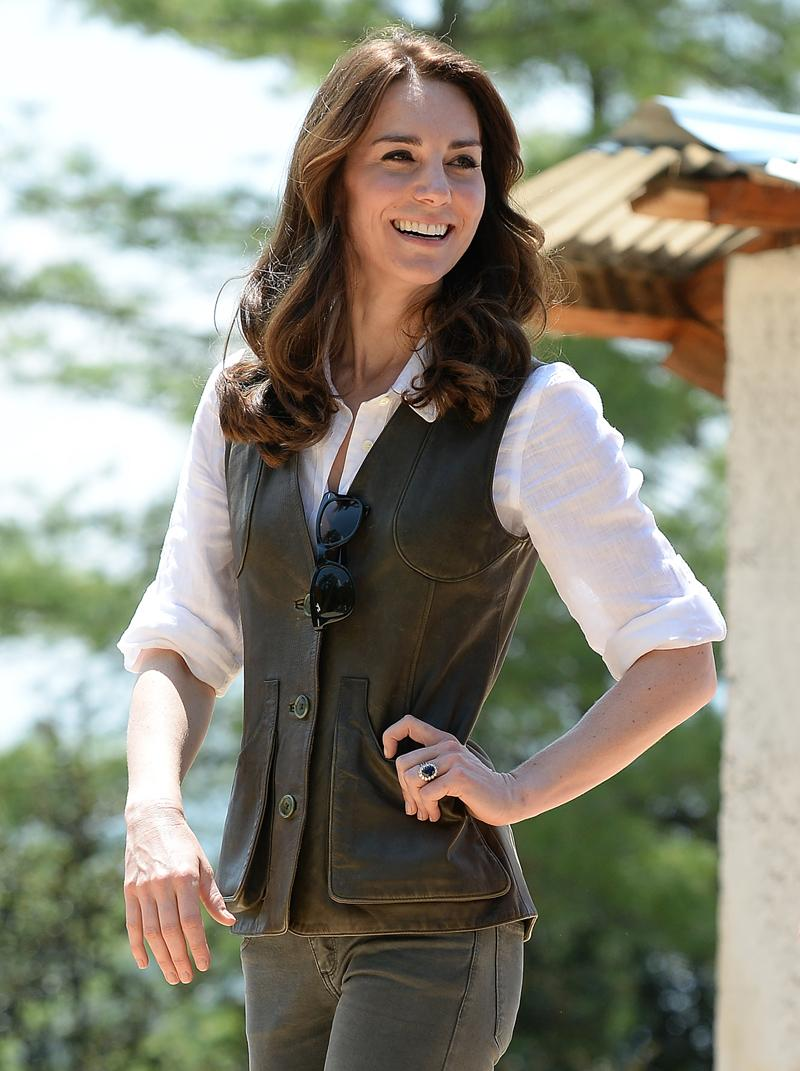 Kate Middleton Showing too Much Skin In Sheer Outfits: Too