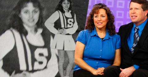Michelle duggar cheerleading photos secrets scandals 01