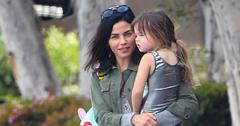 Jenna dewan says shes not a dance mom with daughter everly