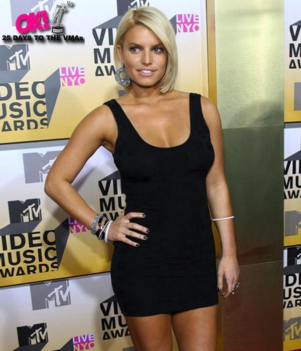 Jessica simpson 2006 video music awards
