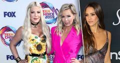 '90210'] Stars [Jennie Garth and Tori Spelling Want To Meet With Jessica Alba