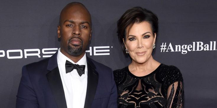 Kris Jenner Corey Gamble Break Up Long