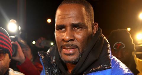 R. Kelly Pleads Not Guilty PP