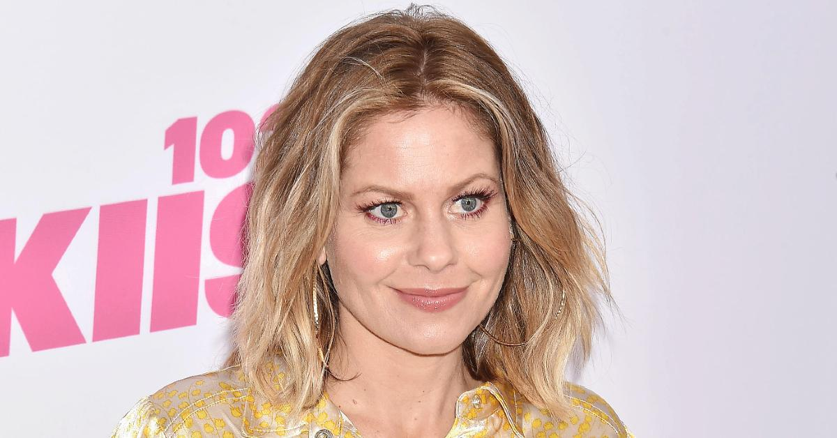 candace cameron bure claps back trolls new years family photo
