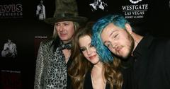 Lisa Marie Presley Pays Tribute To Son Benjamin Keough On His B-Day