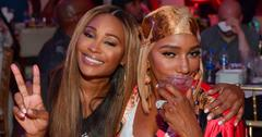 Cynthia Bailey Nene Leakes double date