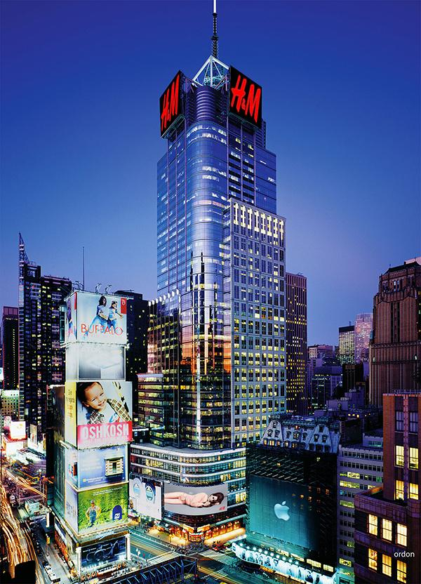 H&M Times Square